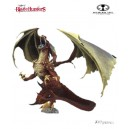 McFarlane Fantasy : Legende of the Bladehunters - figurine ETERNAL DRAGON (Wang Guard)