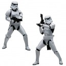 Star Wars - ARTFX+ : figurine Stormtrooper Build Pack