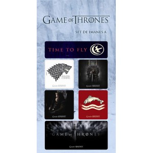 Magnet : Game of Thrones (Le Trône de fer) Set A
