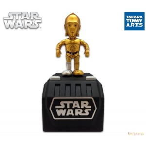 STAR WARS SPACE OPERA: FIGURE 04 C-3PO