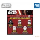 STAR WARS Episode 7 - Set de 5 Bottle Caps