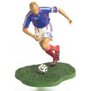 FT Champs - figurine Equipe de France 2006 Zinedine Zidane
