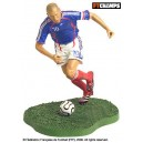 FT Champs - figurine Equipe de France 2006 Zinedine Zidane 10