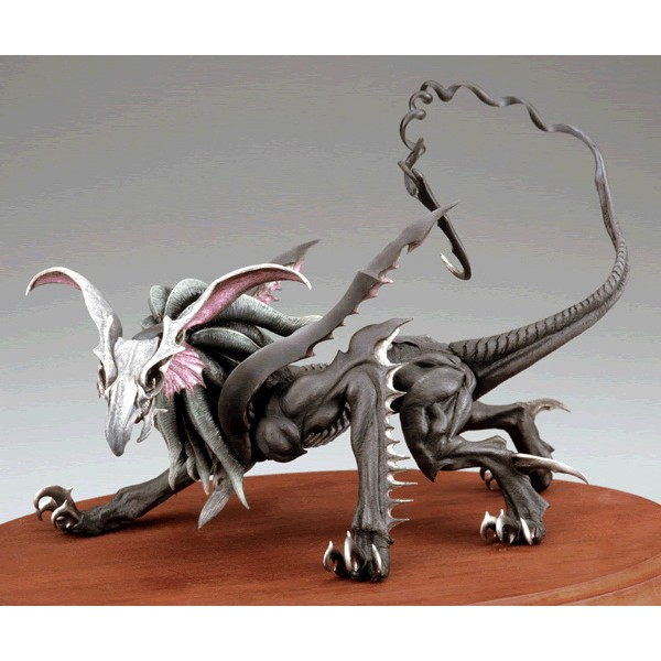 Final Fantasy VII Advent Children Figurine Shadow Creeper