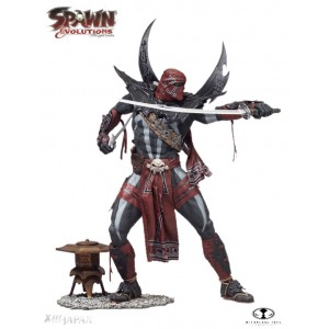 SPAWN SERIES 29: EVOLUTIONS figurine NINJA SPAWN 2