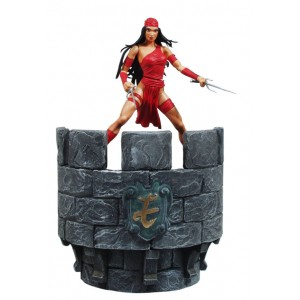 Marvel Select - figurine Elektra Collector Edition