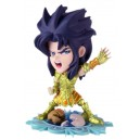 Saint Seiya mini big head (deformed) figure - Le Chevaliers d'Or Kanon du Gémeaux
