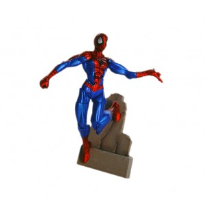Ultimate Spider-Man Action Vignette Figure - Spider-Man (On the wall )