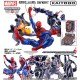 Ultimate Spider-Man Action Vignette Figure - Spider-Man (Alien Costume)