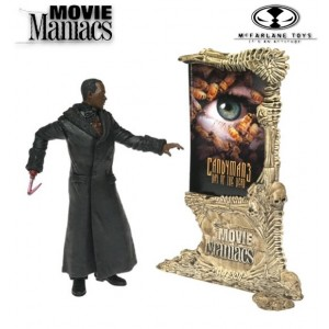 Movie Maniacs Series 4 Candyman 3: Day of the Dead 1998 - figurine CANDYMAN