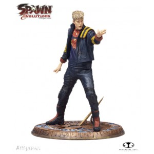 SPAWN SERIES 29: EVOLUTIONS figurine MAN OF MIRACLES