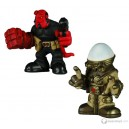 Hellboy II The Golden Army - Hellboy BPRD Buddies figurine Hellboy / Johann Kraus