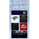 Magnet : Game of Thrones (Le Trône de fer) Set A