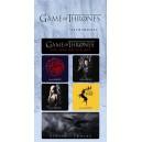 Magnet : Game of Thrones (Le Trône de fer) Set C