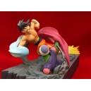 Dragon Ball Z Vignette Collection Son Goku VS Picoolo