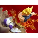 Dragon Ball Z Vignette Collection Son Goku VS Freezer
