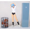 Neon Genesis Evangelion Set Club - Activities Time- figure Rei Ayanami Only (Arcade Prize)