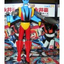 GO NAGAI COLLECTION BANDAI HG - DX Gashapon Figurine - Getter G Liger