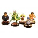 Dragon Ball 5 Figs Box Set A