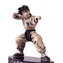 Dragon Ball Tenkaiti Battle Tournament - figurine Yamcha (version Ivoire)
