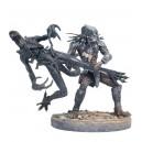 Alien vs Predator série 2 - Diorama CELTIC PREDATOR THROWS ALIEN