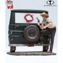Movie Maniacs Series 7 - The Texas Chainsaw Massacre figurine SHERIFF HOYT