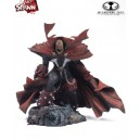 SPAWN SERIES 27 : The Art Of Spawn - Figurine Spawn ( issue 85 cover Art )