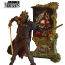 Movie Maniacs Series 4 - Evil Dead 3 : Army of Darkness 1994  - figurine EVIL ASH