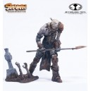 Spawn Series 28 : Regenerated - Figurine GRAVE DIGGER 2