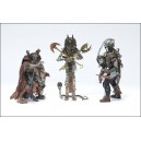 McFarlane's Monsters - Pack 3 figurines ´Icons Of Horror´